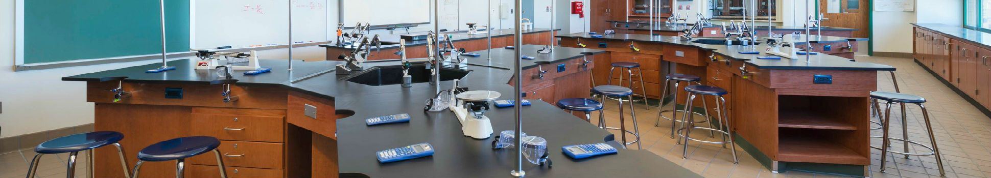 All City Leadership Secondary School Science Lab - Brooklyn